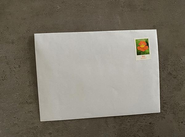 Normaler Umschlag Faq